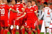 Унион Берлин забил 4 безответных гола в ворота Майнца