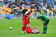 Одиннадцать футболистов Кривбасса заразились коронавирусом