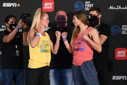 UFC: Холли Холм – Ирен Алдана. Смотреть онлайн. LIVE трансляция
