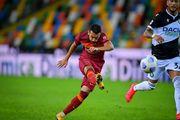 Удінезе – Рома – 0:1. Відео голу і огляд матчу