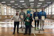 В Киеве прошел турнир по фехтованию памяти М.Когута