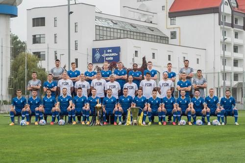 ФОТО ДНЯ. Официальное командное фото Динамо сезона 2020/21