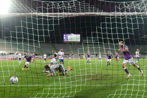 Фиорентина – Сампдория – 1:2. Видео голов и обзор матча