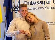 ФОТО. Зінченко потролив дружину. Вона гідно відповіла
