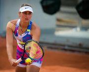 Марта Костюк – в четвертьфинале парного разряда Ролан Гаррос