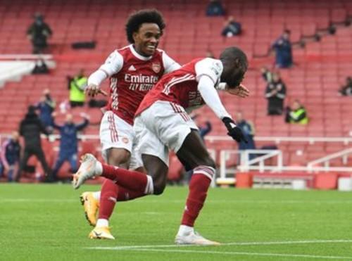 Арсенал - Шеффилд Юнайтед - 2:1. Видео голов и обзор матча