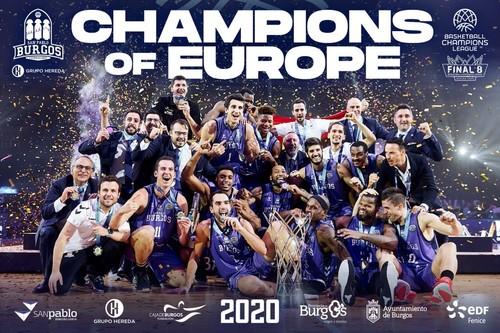 Бургос выиграл Лигу чемпионов