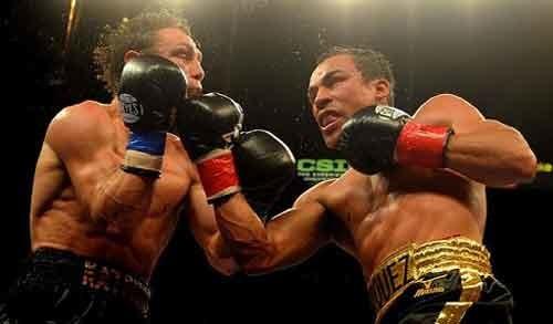 Апперкот: главное о классическом приеме в боксе
