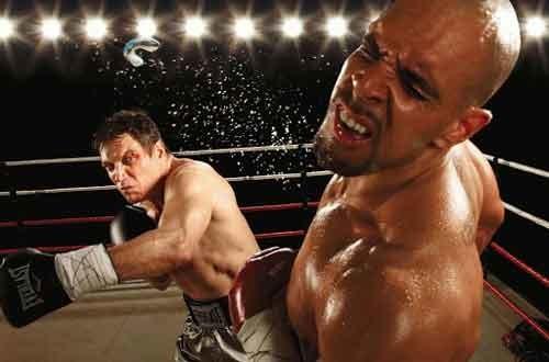 Виды ударов в боксе и их особенности