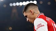 Арсенал отправил Торрейру в Атлетико
