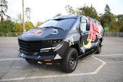 Новый event-car Red Bull Рокит уже в Украине