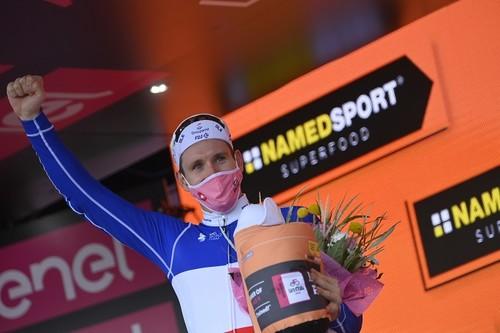 Джиро д'Италия. Демар выиграл четвертый этап