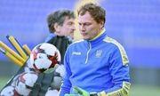 Пятов пожелал сборной Украины удачи в ближайших матчах