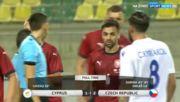Кипр – Чехия – 1:2. Видео голов и обзор матча