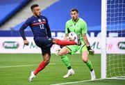 Сборная Франции растоптала Украину, новички Динамо выбрали игровые номера