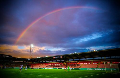 Дания – Фарерские острова – 4:0. Видео голов и обзор матча