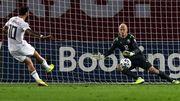 Грузия – Беларусь – 1:0. Пенальти от Окриашвили. Видео гола и обзор матча