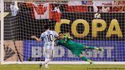 Месси принес победу Аргентине над Эквадором в отборе на чемпионат мира