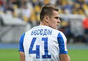 Стало известно, когда Беседин сможет приступить к тренировкам с Динамо