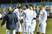ГРЕСЬКО: «Тренировка сборной Украины: ни журналистов, ни болельщиков»