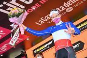 На Джиро д'Италия состоялся самый быстрый этап в истории