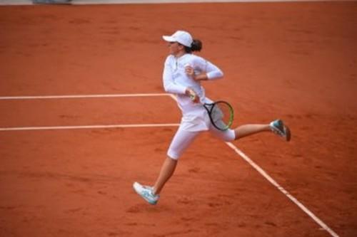 Обидчица Свитолиной разгромно проиграла в полуфинале Ролан Гаррос
