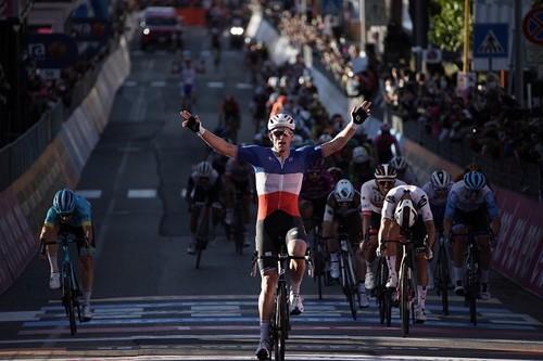 Джиро д'Италия. Вторая победа для Демара