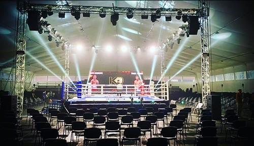 Бурсак и Чеботарь выиграли свои поединки на шоу бокса от Кличко
