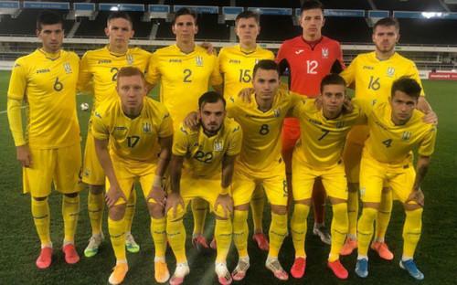 В составе сборной Украины U-21 три случая коронавируса