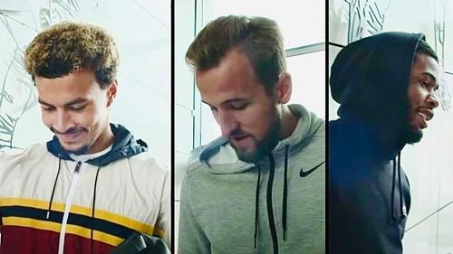ВИДЕО. Реакция игроков Тоттенхэма на свои рейтинги в FIFA 21