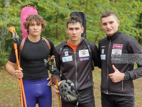 ЮЛЧУ-2020 по биатлону. Телень выиграл гонку преследования