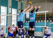 Волейболисты из Городка начали чемпионат страны с победы над Баркомом