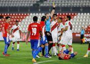 Паргвай – Перу – 2:2. Боевая ничья на старте отбора ЧМ. Видео голов и обзор
