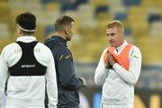 Андрей ШЕВЧЕНКО: «Караваев и Сидорчук точно выйдут на поле с Германией»