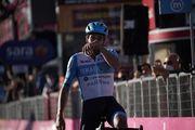 Джиро д'Италия. Даусетт выиграл восьмой этап
