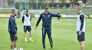 Забарный, Коваленко и Цыганков - в основе Украины на матч с Германией