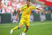 Андрей Ярмоленко проводит 90-й матч за сборную Украины