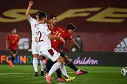 ВИДЕО. Оярсабаль забил за Испанию в ворота сборной Швейцарии