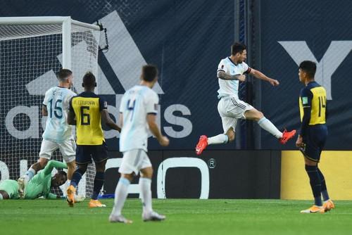 ВИДЕО. Как Месси принес победу Аргентине над Эквадором в отборе ЧМ-2022
