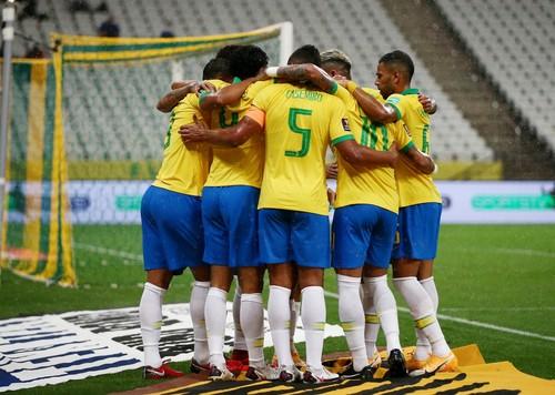 5 голов на любой вкус. Бразилия уничтожила Боливию в игре отбора ЧМ-2022