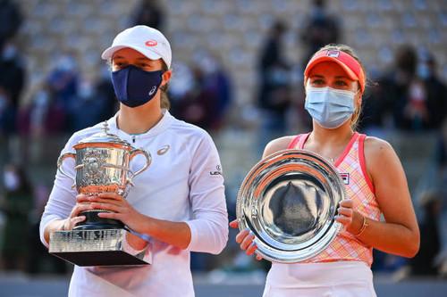 Свёнтек после победы на Ролан Гаррос дебютирует в топ-20 рейтинга WTA