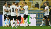 Пять выводов после матча Украина – Германия
