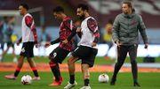 ВИДЕО. Реакция игроков Ливерпуля на их рейтинги в FIFA 21