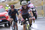 Джиро д'Италия. Геррейро выиграл девятый этап