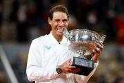 Надаль догнал Федерера по количеству побед на турнирах Большого Шлема