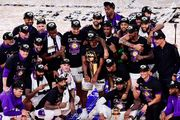 Лейкерс дожали Майами в шестой игре и стали чемпионами НБА