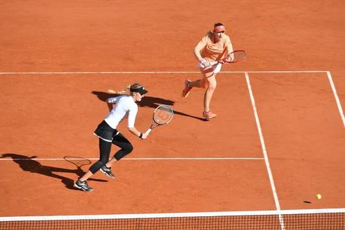 Бабош и Младенович во второй раз подряд выиграли парный разряд Ролан Гаррос