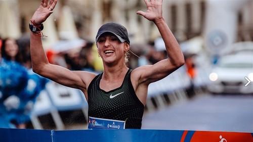 Украинка Хапилина выиграла Софийский марафон, установив рекорд