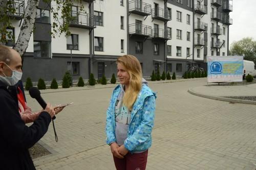 Меркушина отримала квартиру в Хусті та виступатиме за Закарпатську область