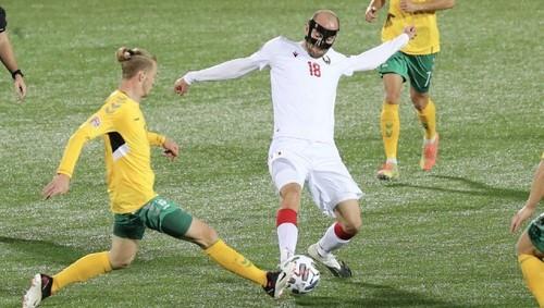 Литва – Беларусь – 2:2. Видео голов и обзор матча